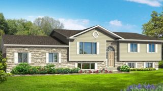 Split Level Modular Home Models Guildcrest Homes Barrie