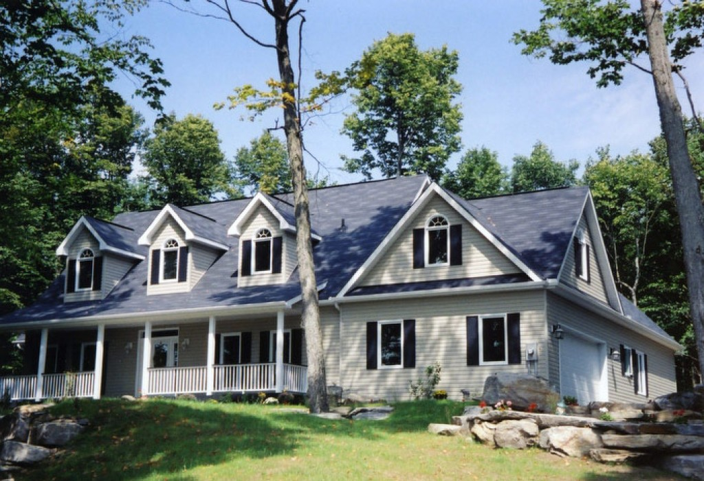 Cape cod cp463 2 016 sq ft two storey custom built for Cape cod model homes